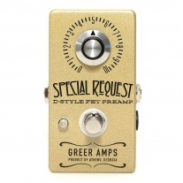 Greer Amps Special Request Preamp/Overdrive