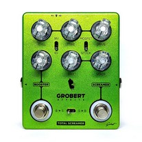 Grobert Effects Total Screamer Overdrive