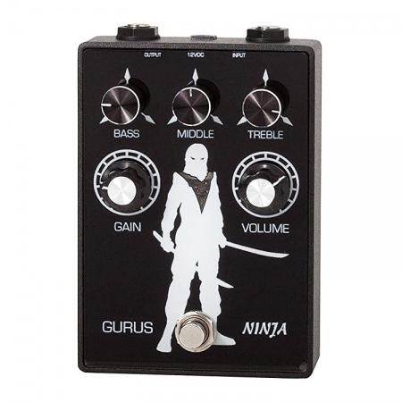 Gurus Ninja Distortion
