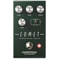 Hamstead Soundworks Comet Preamp/Overdrive