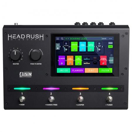 HeadRush Gigboard Multi-Effects Processor