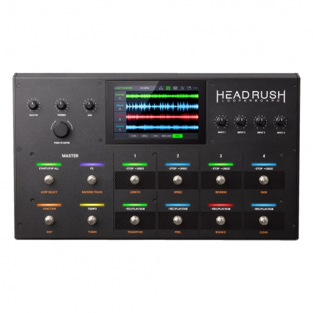 HeadRush Looperboard Looper Effects Processor