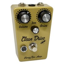 Honey Bee Amps Clean Drive Overdrive