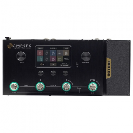 Hotone Ampero Multi-Effects Processor