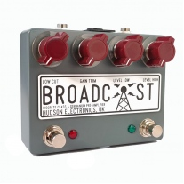 Hudson Electronics Broadcast Dual Preamp