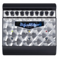 Hughes & Kettner Tubeman MK2 Tube-Driven 3 Channel Guitar Recording Station