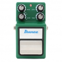 Ibanez TS9DX Turbo Tube Screamer Overdrive