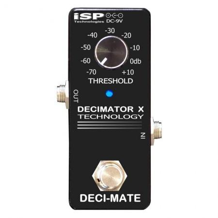 ISP Technologies Deci-Mate Micro Decimator Noise Reduction