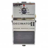 ISP Technologies Decimator II Noise Reduction
