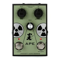 J. Rockett APE Analog Preamp Experiment