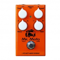J. Rockett Mr. Moto Tremolo/Reverb
