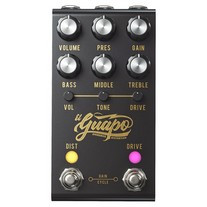 Jackson Audio El Guapo Overdrive/Distortion