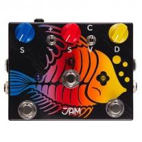 JAM Pedals Ripply Fall Bass Chorus/Vibrato