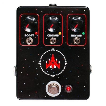 JHS Pedals Space Commander Boost/Chorus/Reverb