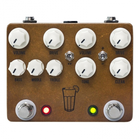 JHS Pedals Sweet Tea V3 2-in-1 Dual Overdrive