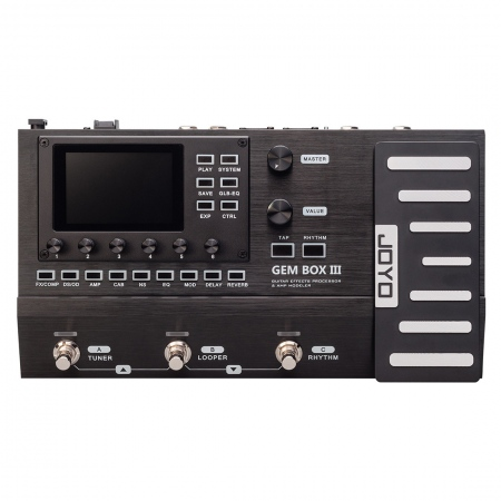 Joyo Gem Box 3 Multi-Effects Processor