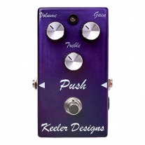 Keeler Designs Push Overdrive