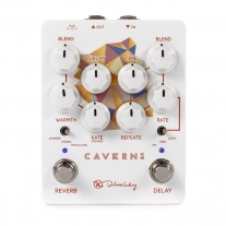 Keeley Caverns V2 Delay/Reverb
