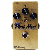 Keeley Super Phat Mod Full Range Transparent Overdrive