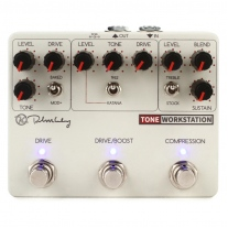Keeley Tone Workstation Overdrive/Compressor