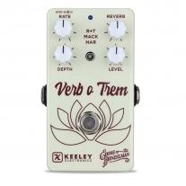 Keeley Verb o Trem Eddie Heinzelman Signature Reverb/Tremolo