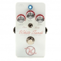 Keeley White Sands Luxe Drive Distortion