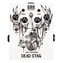 KMA Machines Dead Stag Fuzz/Distortion
