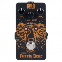 KMA Machines Fuzzly Bear Silicium Fuzz