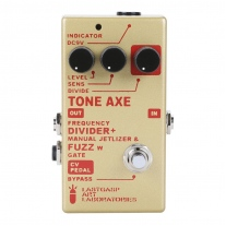 Lastgasp Tone Axe Divider Fuzz
