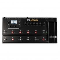 Line 6 POD HD500X Multi-Effects Processor