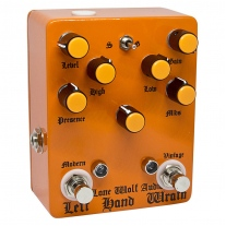 Lone Wolf Audio Left Hand Wrath Distortion Limited Edition