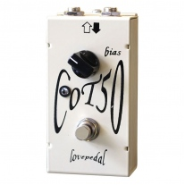 Lovepedal COT 50 HW Overdrive