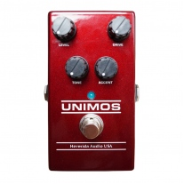 Lovepedal Hermida Audio Unimos Ruby Overdrive