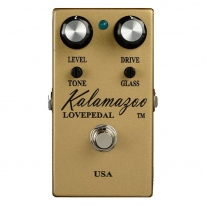 Lovepedal Kalamazoo Limited Gold Edition Overdrive