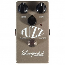 Lovepedal Silicon Fuzz Master