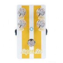 Lovepedal Super Six Stevie Mod Booster