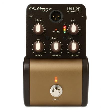 L.R. Baggs Session DI Acoustic Preamp