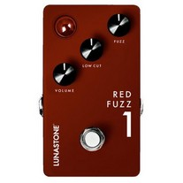 LunaStone Red Fuzz 1 Fuzz/Distortion