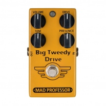 Mad Professor Big Tweedy Drive Overdrive Factory Made
