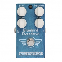 Mad Professor Bluebird Overdrive/Delay Factory Made