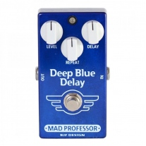 Mad Professor Deep Blue Delay Hand-Wired