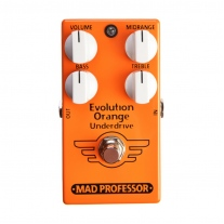 Mad Professor Evolution Orange Underdrive Factory Made