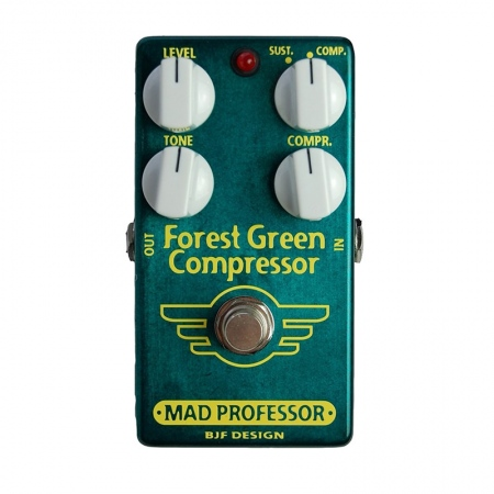 Mad Professor Forest Green Compressor Factory Made