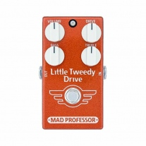 Mad Professor Little Tweedy Drive Overdrive Factory Made