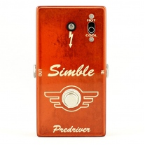 Mad Professor Simble Predriver Preamp/Booster/Compressor Factory Made