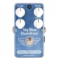 Mad Professor Sky Blue Overdrive Hand-Wired