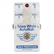 Mad Professor Snow White AutoWah Factory Made