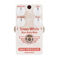 Mad Professor Snow White Bass AutoWah Hand-Wired