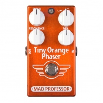 Mad Professor Tiny Orange Phaser Factory Made