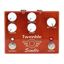 Mad Professor Twimble Overdrive Factory Made